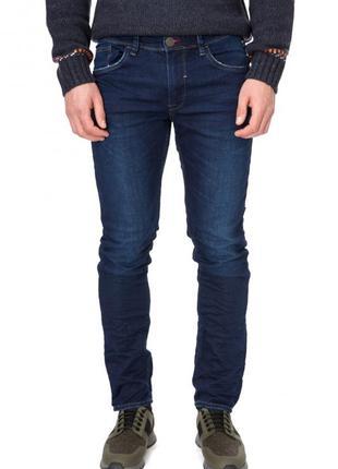 Утепленные классные джинсы слим на мягком тонком меху jens wear  р.46-48
