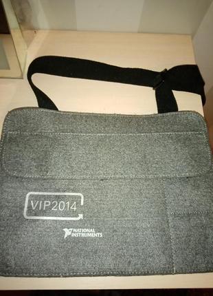 Фетровая сумка для ноутбука