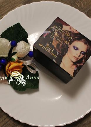 Пудра make-up art cosmetics diane kendal 5 в 1
