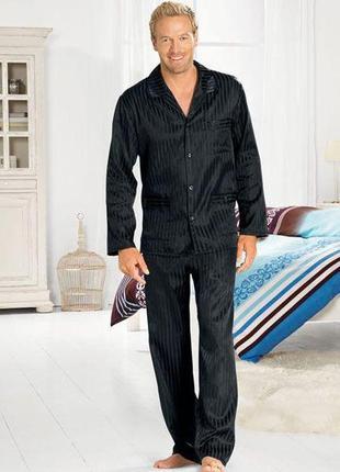 Шикарная шелковая пижама, домашний костюм livergy германия