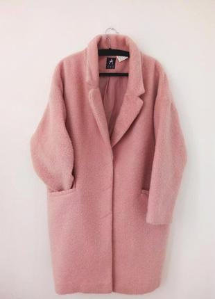 Новое шикарное пальто бойфренд atm.  размер: 8-10.  цена: 720грн.