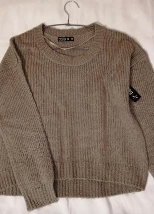 Новый свитер кофта milla размер м оверсайз