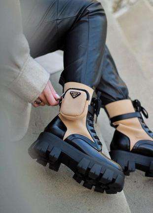 Шикарные премиум ботинки