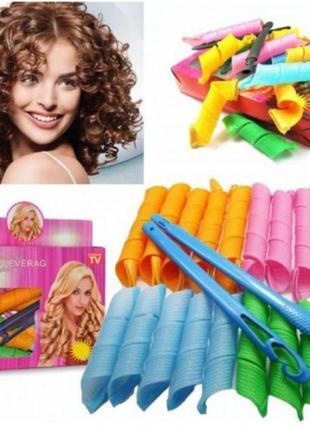 Бигуди  для волос 18 шт комплект