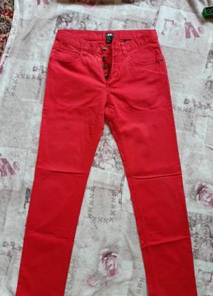 Фирменные мужские джинсы брюки h&m