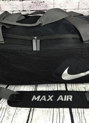 Спортивная, дорожная сумка nike.сумка-рюкзак. сумка для тренировок. ксс46