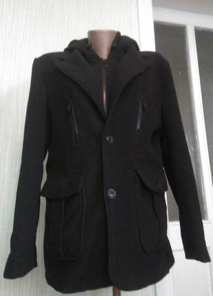 Кашемірове пальто