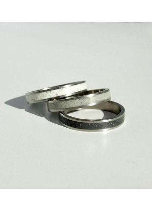 Колечко, изящное кольцо, кольцо из бетона