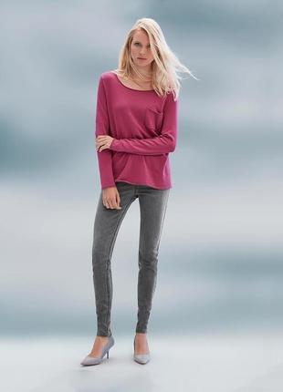 Стильные женские джеггинсы, джинсы, жіночі джегінси, джинси tcm tchibo, р.s-m, 44-48