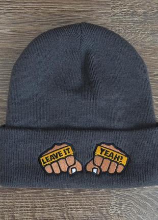 Теплая шапка dench ® beani hats