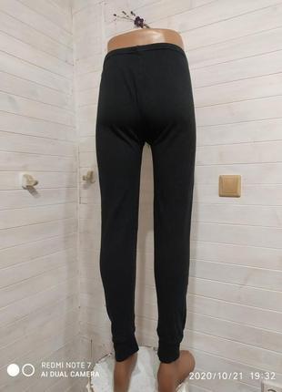 Теплые нижние штаны,термобелье низ на флисе xxl,есть незначительный брак