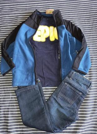 Комплект одежды мальчику