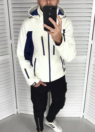 Гірсько-лижна куртка