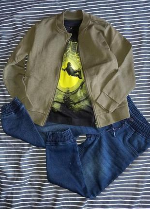Комплект одежды стильному мальчику