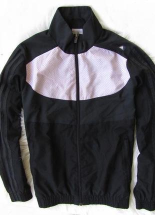 Стильная спортивная кофта куртка ветровка реглан adidas
