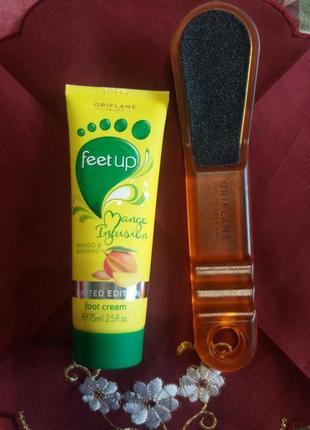 """Набор для ног """"женьшень и манго"""""""