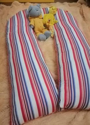 U-образная подушка для беременных 🤰🏼