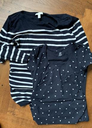 Свитерок реглан футболка для беременных