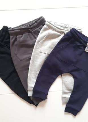 Утеплённые джоггеры, штаны george