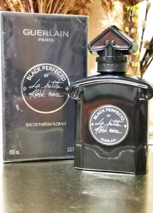 Оригинал 🔺guerlain la petite robe noire black perfecto, парфюм, духи