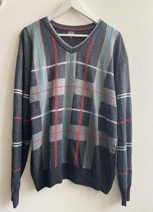 Мужской свитерок influx p.xl #1635 новое поступление 1+1=3🎁
