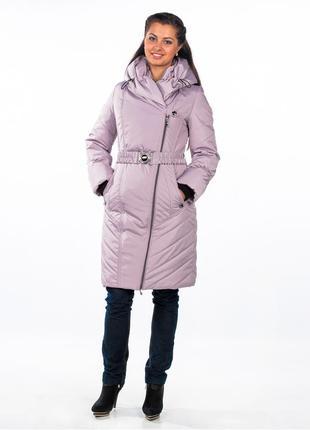 Красивое зимнее пальто по летней цене