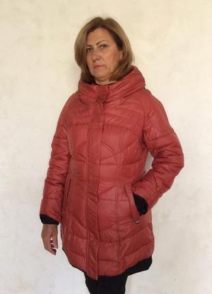 Зимняя куртка midhele на холлофайбере