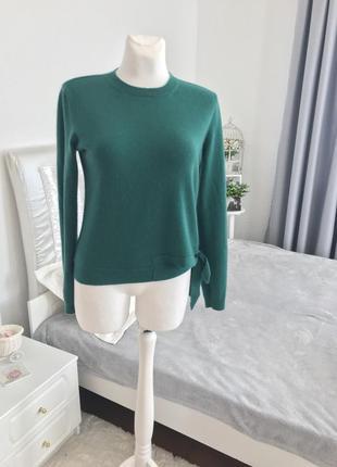 Люксовый кашемировый свитер / 💯 % кашемир / dorothee shumacher