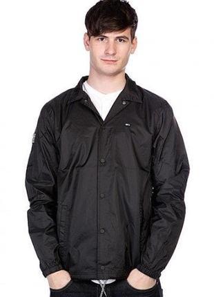 Ветровка k1x baller jacket black