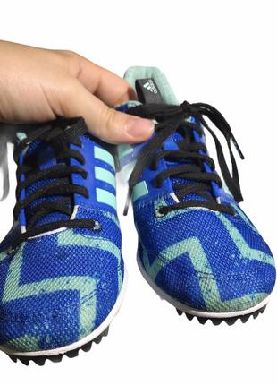 Шиповки для бега adidas all round star, 35 р