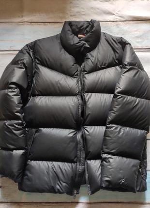 Зимний пуховик nike 550