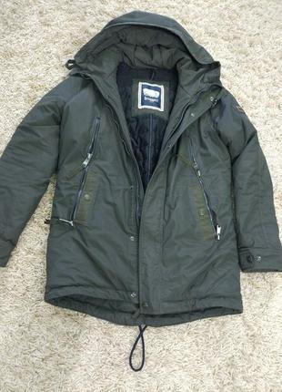 Braggart зимняя подростковая куртка