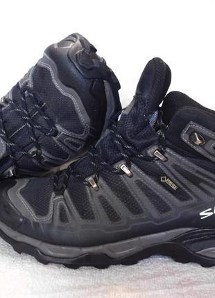 Ботинки salomon x ultra gore-tex gtx