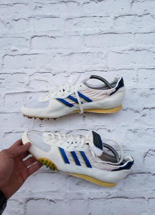 Кроссовки кеды для легкой атлетики adidas made in yugoslavia