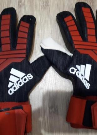Вратарские перчатки adidas pro