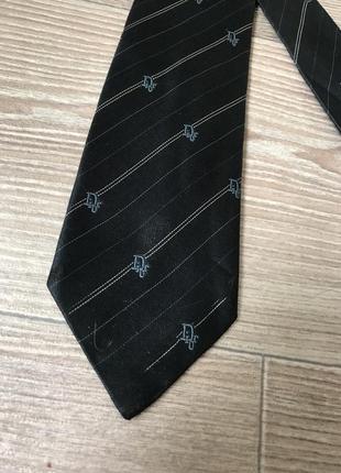 Christian dior галстук