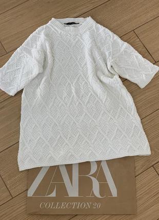 Zara свитер