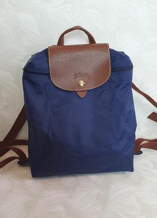 Фирменный рюкзак longchamp, оригинал