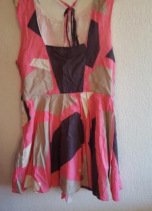 Красивое летнее платье topshop