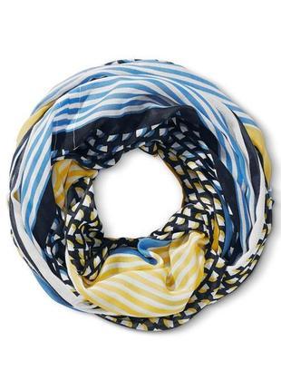 Воздушный шарф-снуд от tchibo, германия