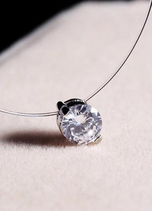 Женское колье, чокер, ожерелье, подвеска на шею