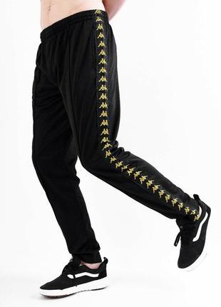 Мужские штаны из трикотажа с логотипом  kappa 222 banda astoria snaps