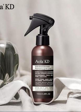Спрей для волос с кератином и розмарином