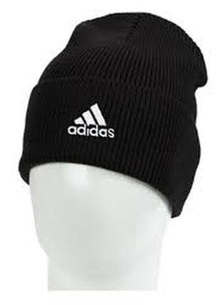 Теплая шапка свежие коллекции adidas ® tiro woolie beani hats