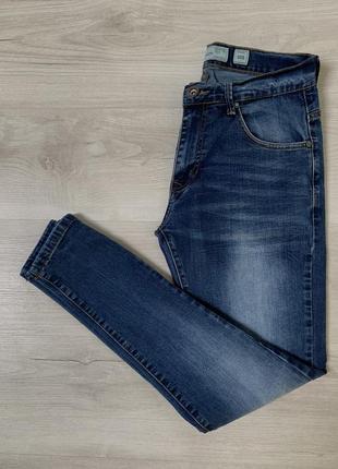 Чоловічі стрейчеві джинси скінні від crosshatch skinny
