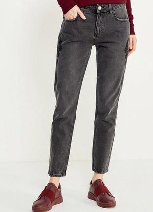 Скидка! -50%. джинсы женские серые yuor fashion trend англия