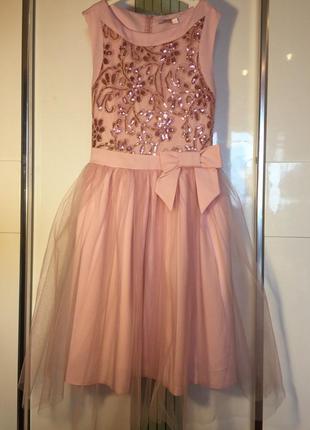 Платье нарядное mevis.