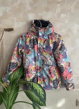 Лыжная куртка billabong