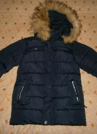 Куртка зима taurus,венгрия р.8