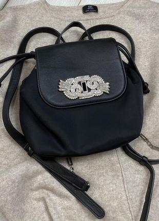 Шикарный рюкзак zara